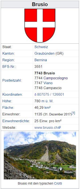 Campascio (Brusio) GR - xxx Einwohner Brusio10