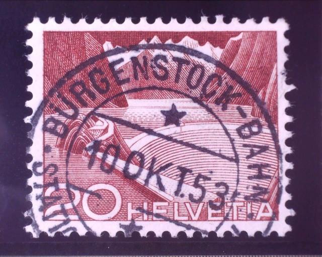 """Bürgenstock NW - """"Berghotel"""" Bzrgen10"""