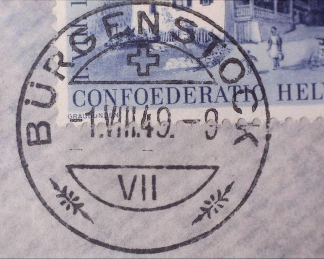 """Bürgenstock NW - """"Berghotel"""" Bzrgen11"""