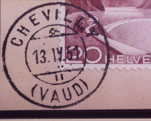 Chevilly VD - 298 Einwohner Chevil10