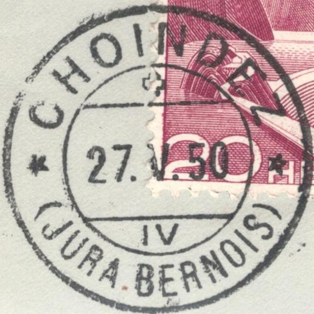 Choindez JU - 24 Einwohner Choind10
