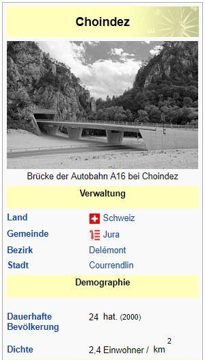 Choindez JU - 24 Einwohner Choind11