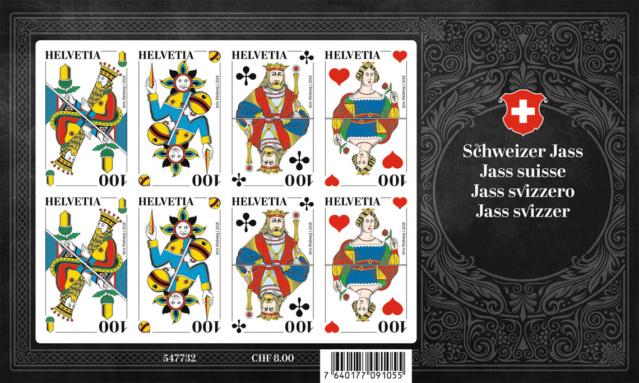 """Die neuen Schweizer Briefmarken, immer vorgestellt in """"Die Lupe"""" der Post Csm_kl10"""