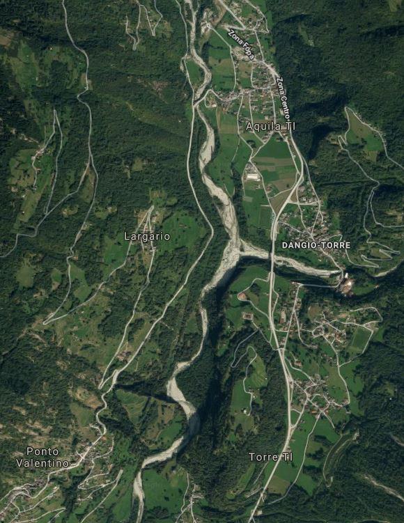 Dangio (Weiler bei Aquila) TI - xxx Einwohner Dangio11