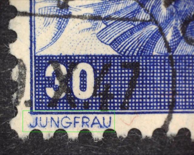 SBK 27 Landschaften: Jungfrau F27_2_10