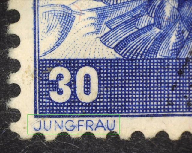 SBK 27 Landschaften: Jungfrau F27_2_11