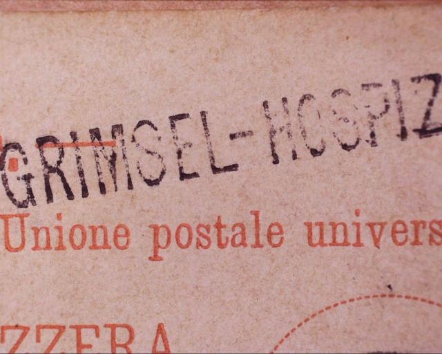"Grimsel Hospiz BE - ""Berghotel"" Grimse19"