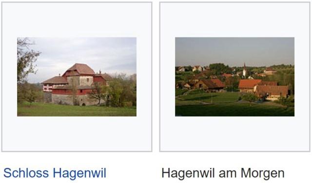 Hagenwil TG - 242 Einwohner Hagenw11