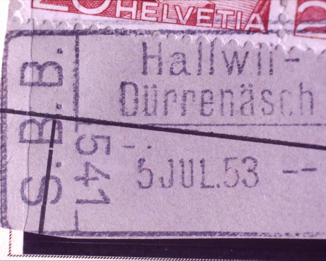 Hallwil AG - 875 Einwohner Hallwi11