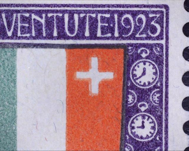 SBK J27 (Mi 187) Kantonswappen: Neuenburg J27_1_10