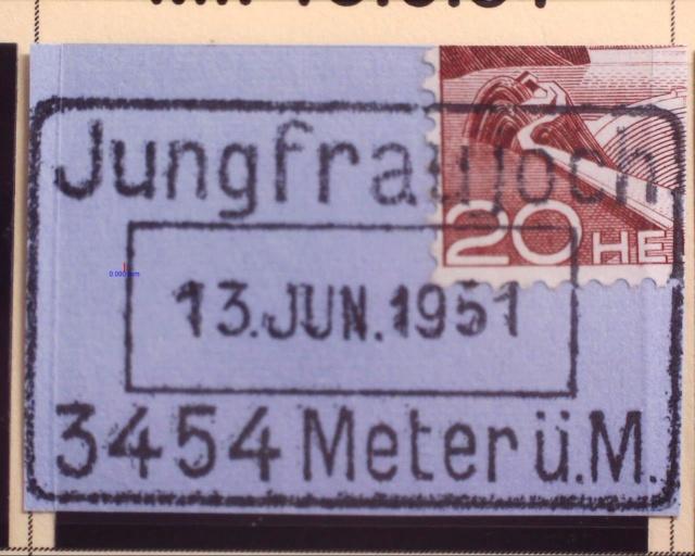 Jungfraujoch BE - Bergstation Jungfr10