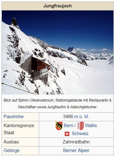 Jungfraujoch BE - Bergstation Jungfr11