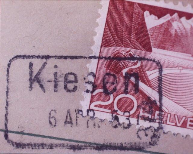 Kiesen BE - 989 Einwohner Kiesen12