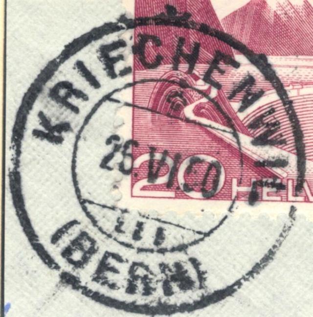 Kriechenwil BE - 420 Einwohner Kriech10