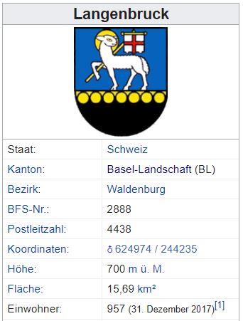 Langenbruck BL - 957 Einwohner Langen11