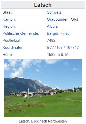 Latsch GR - 61 Einwohner Latsch12