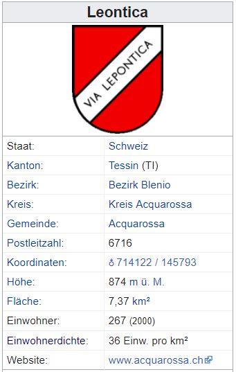 Leontica TI - 267 Einwohner Leonti11