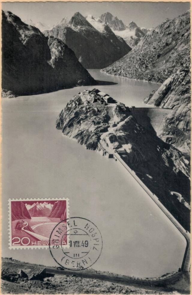 Grimsel Stausee mit Hospiz - T&L 1949 Maximu11