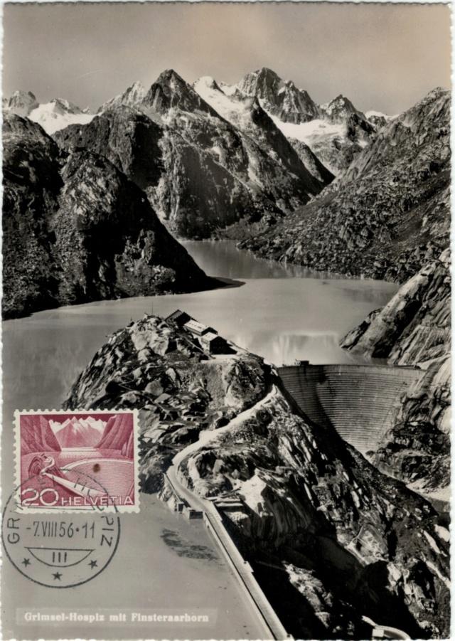 Grimsel Stausee mit Hospiz - T&L 1949 Maximu13