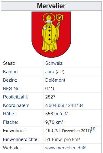 Mervelier JU - 490 Einwohner Mervel11