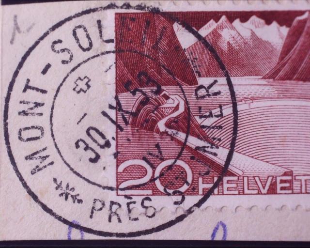 Mont-Soleil près St. Jmier BE - xxx Einwohner Mont-s10
