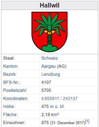 Hallwil AG - 875 Einwohner Nieder11