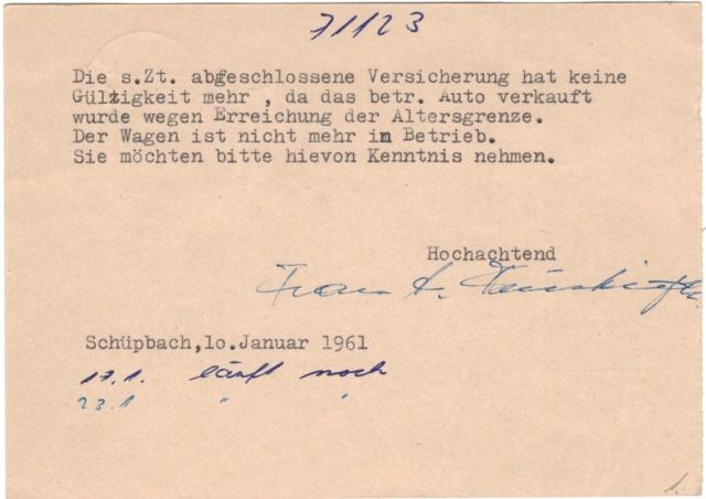 Ganzsachenpostkarten - Ausgaben 1935 bis 1964 Postka10