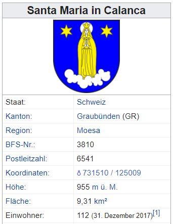 S. Maria (Calanca) - 112 Einwohner S_mari11