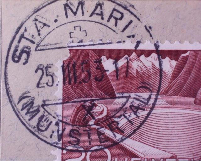 Santa Maria Val Müstair GR - 346 Einwohner Santa_10