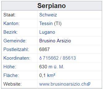 Serpiano TI - 50 Einwohner Serpia11