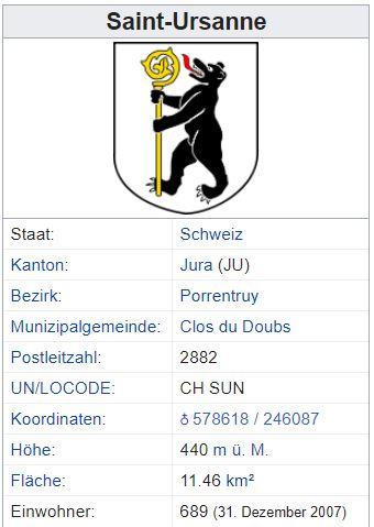 St. Ursanne JU - 689 Einwohner St_urs11