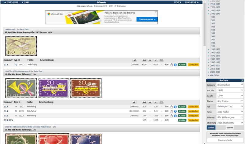 Online-Katalog Stampw10
