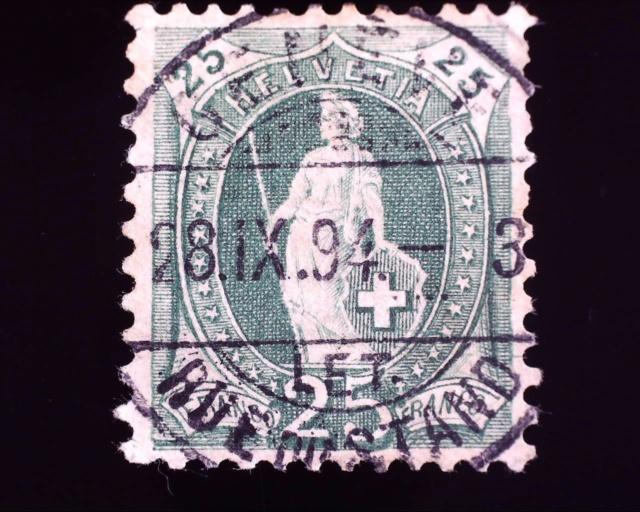 Geneve 1 LETT Stempe19