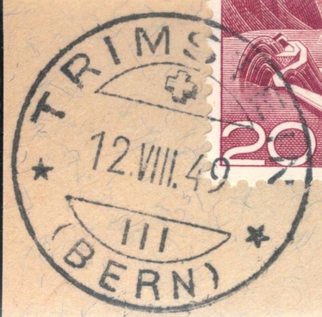 Trimstein BE - 509 Einwohner Trimst10