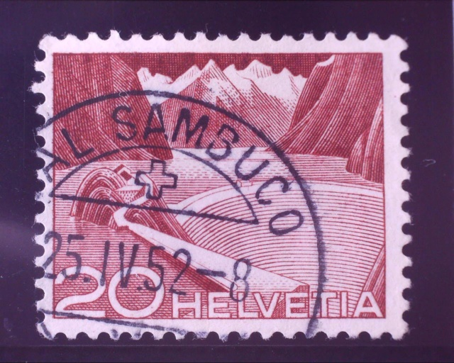 Val Sambuco TI - Kraftwerkbau 1952 bis 1955 Val_sa10