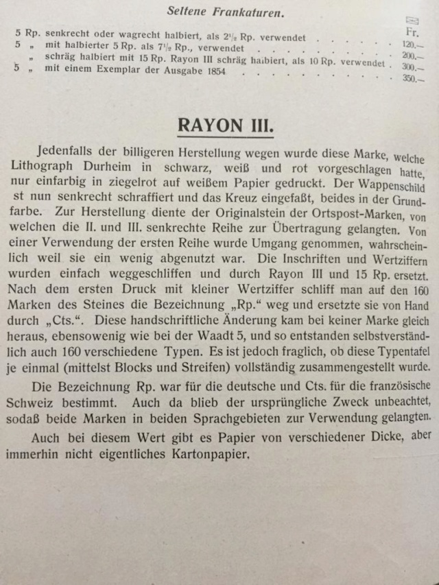 SBK 19 (Mi 11) Rayon III, Centimes Whatsa16