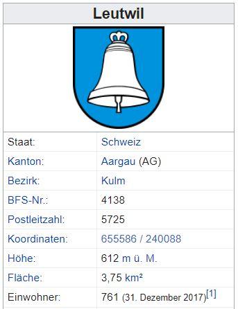 Leutwil AG - 761 Einwohner Zi133