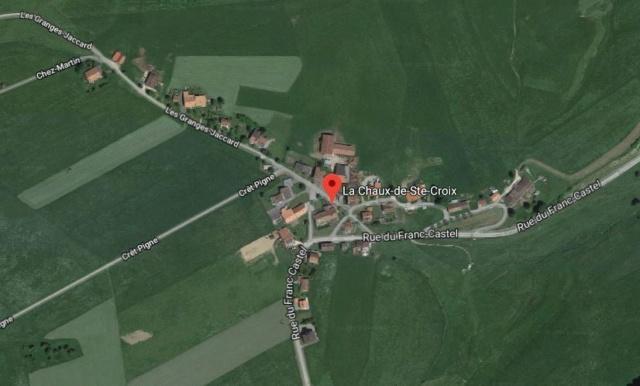 La Chaux-de-Sainte-Croix VD - xxx Einwohner Zi31