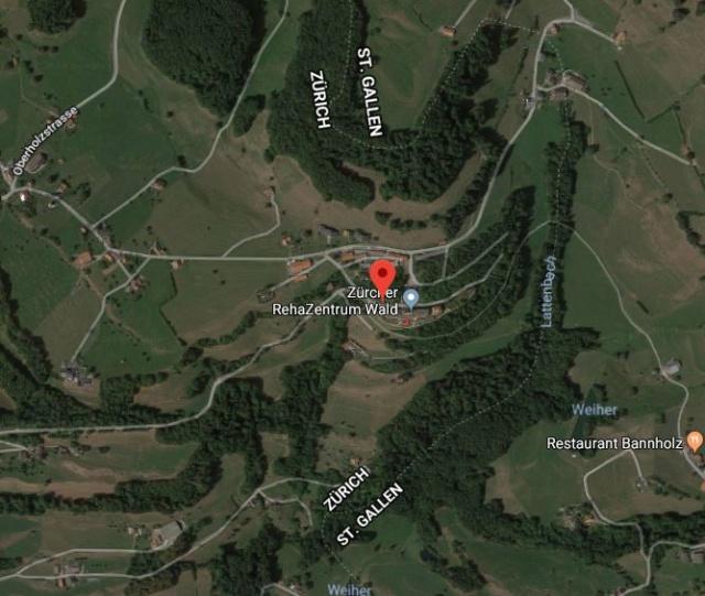 Faltigberg (Wald) ZH - xxx Einwohner Zi67
