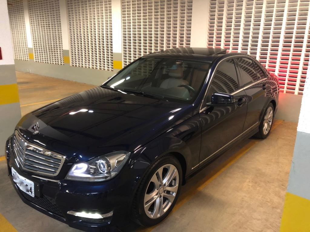 W204 - Mercedes C200 2013/2013 - R$ 85.000,00 - Vendido Img_6513