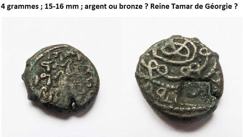 Monnaie Reine Tamar de Géorgie ? Tamar10