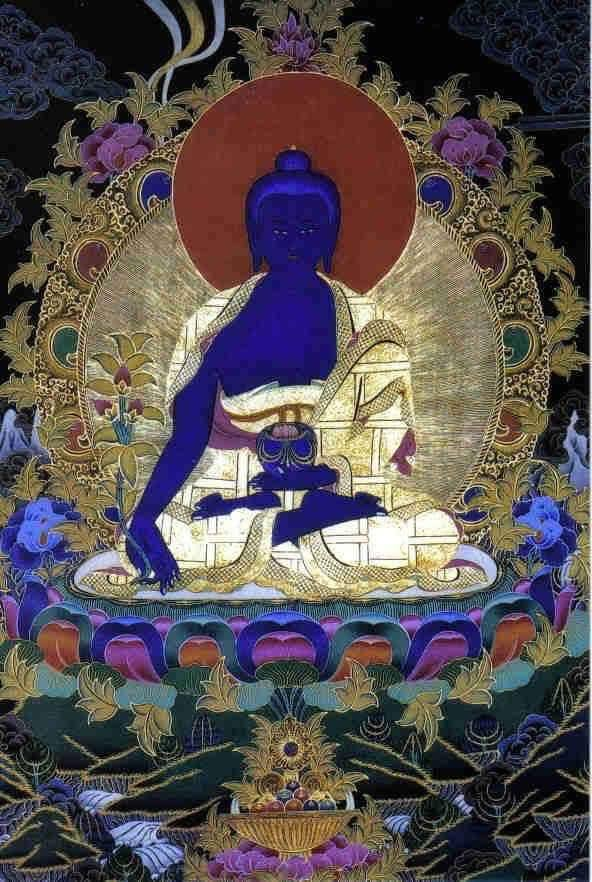 Médecine tibétaine et Covid-19 89799010