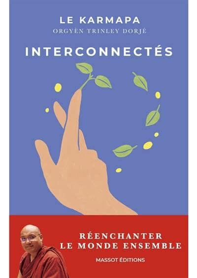 karmapa - Interconnectés-Réenchanter le monde ensemble , par le Karmapa Ogyen Trinlé Dordjé . A10