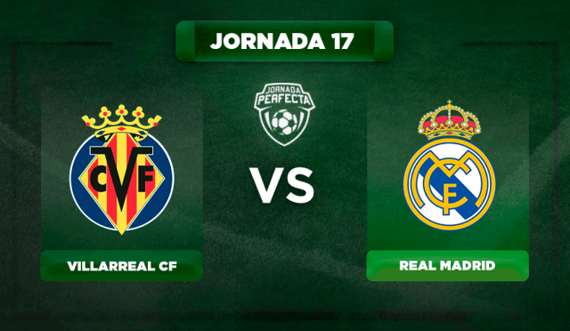 21:30h  Villarreal - Real Madrid Villar10