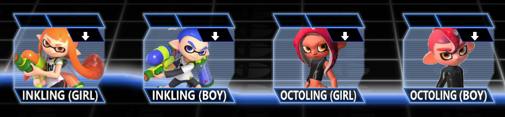 If This Character Was In Crusade: Episode 1: Inkling & Octoling Inklin10