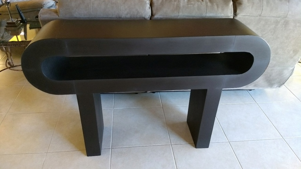 Various black contemporary furniture for sale Entry_10