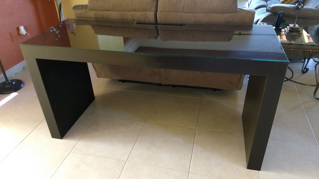 Various black contemporary furniture for sale Tv_off10