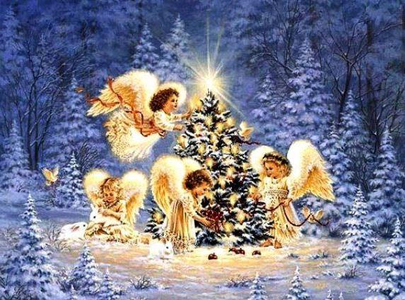 Рождественские поздравления - Страница 2 Eu10