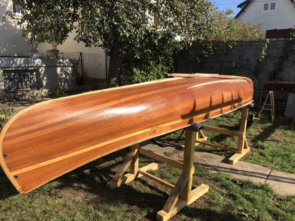 Rénovation d'un canoë ROCCA Castor 3aef6110