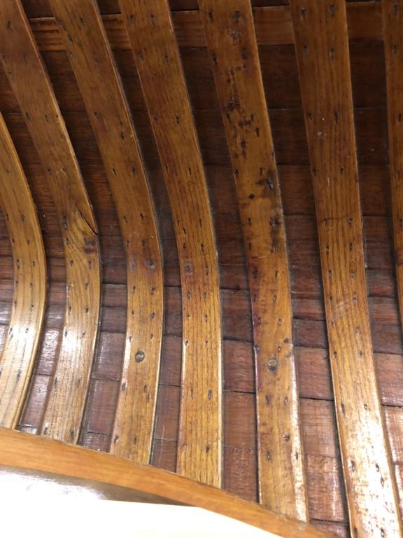 Rénovation d'un canoë ROCCA Castor 3e8a4d10